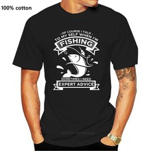 Naturalmente ho parlato con me stesso quando sto pescando nuova camicia da uomo consigli esperti t-shirt in cotone M Xl 2xl 57xl