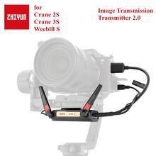 Zhiyun Transmount Beeldoverdracht Zender 2.0 Voor Wwwbill S Crane 2S Crane 3S Handheld Gimbal Stabilizer