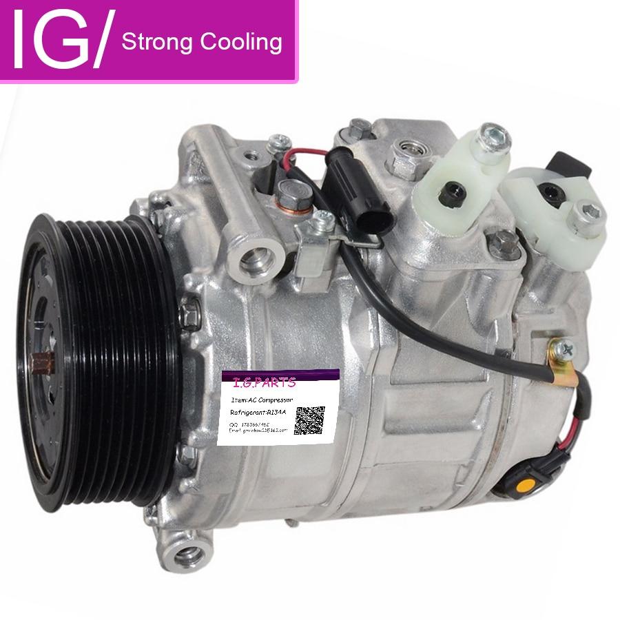 Для mercedes ml w164 X164 W251 V251 7SEU17C AC компрессор 0012304711 0012308311 0022305311 A0012304711 A0012308311 A0022305311
