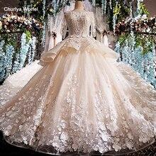 LS00375 sexy robe de mariee wedding dress 2017 vestido noiva mariage mermaid dresses  trouwjurk branco abiye
