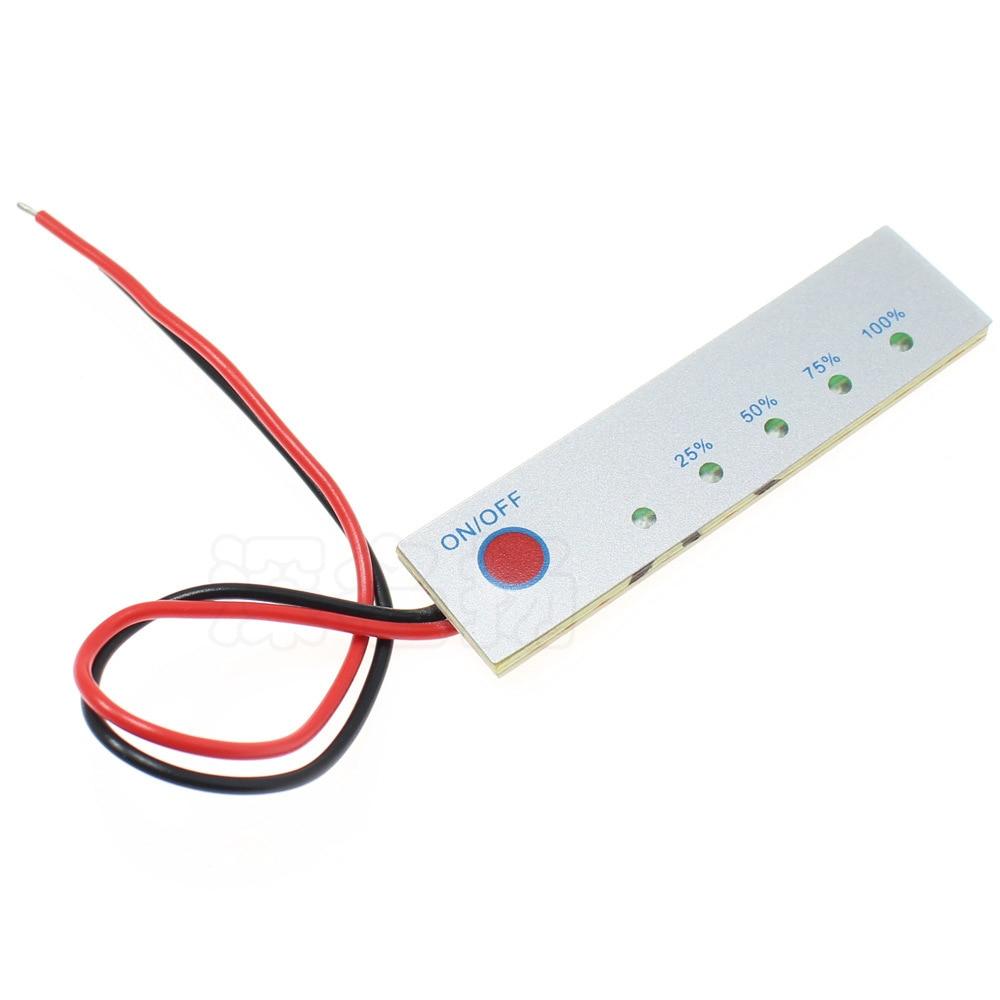 2 S/3 S/4S 8,4 в 12,6 в 16,8 в BMS литий-ионная батарея индикатор емкости дисплея PCB модуль 18650 тестер уровня мощности ЖК-зарядка