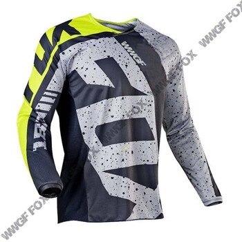 2021 настроить bmx moto mtb moto cross Джерси Enduro Maillot Hombre DH MX Велоспорт Горный Джерси|Майки для велоспорта|   | АлиЭкспресс