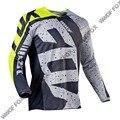 2021 настроить bmx moto mtb moto cross Джерси Enduro Maillot Hombre DH MX Велоспорт Горный Джерси