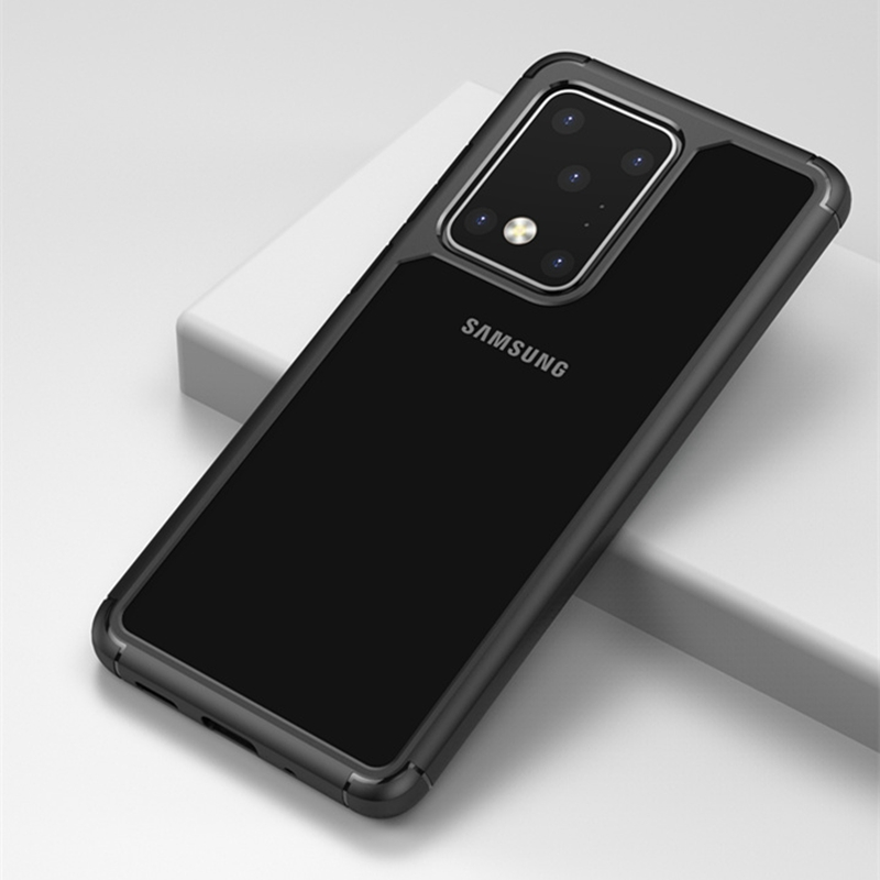 S20 Case Ultra Slim Back Case For Samsung Galaxy S20 Plus Protection Hard PC Phone Cover For Samsung S20 Ultra Soft Bumper Case