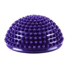 Children Massage Balance Ball Children Hemisphere Stepping Stones Durian Spiky Sensory Integration Balance Toys Yoga Balls