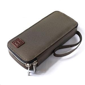 Image 2 - DD C 2019 contenitore portatile della borsa di stoccaggio per FIIO M11/FH7/BTR3/F9 PRO SHANLING UP2/M5S/MWS HIFI Music Player accessori per auricolari