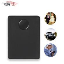 N9 Mini GPS Tracker Car GPS Locator Mini Spy GSM Device Child Elderly Locator Voice Alarm Tracking Device 15 Days Standby time