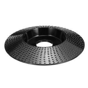 Image 3 - 110mm ahşap taşlama tekerlek açılı taşlama disk ahşap oyma disk zımpara aşındırıcı aracı için 16mm 22mm çap
