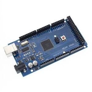 Image 5 - Placa de desenvolvimento usb r3 para arduino, mega2560 r3 (2560 ch340g) avr