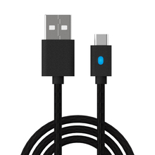 PS5 컨트롤러 용 3m USB Type-C 충전 케이블 PS5/Switch Pro 용 무선 컨트롤러 게임 패드 충전 케이블 USB Type-C 코드