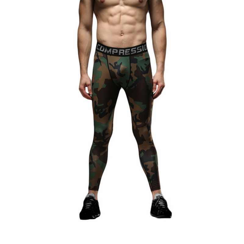 ランニング圧縮パンツタイツ男性スポーツレギンスフィットネススポーツウェア長ズボンジムトレーニングパンツスキニーレギンス hombre