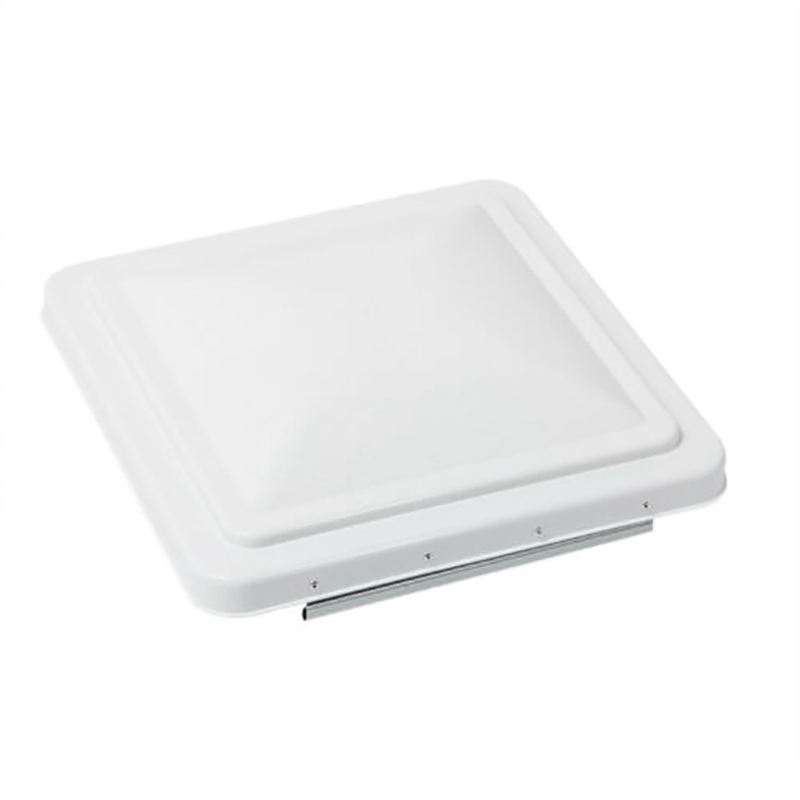 RV Roof Vent Cover Replacement Lid Ventline For Camper RV Trailer White 14 Inch X 14 Inch
