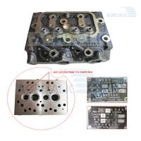 Die zylinder kopf für Fengshou Immobilien FS180 3/FS184 mit motor  teil nummer: J285.01.101a-in Werkzeugteile aus Werkzeug bei