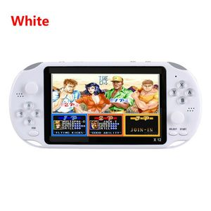 "Image 2 - X12 5.1"" Colorful Screen Retro Game Console 128Bit Handheld Game Host Machine"