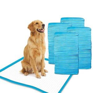 Image 5 - 20/40/50/100 шт., тренировочные прокладки для собак, супер впитывающий подгузник, прокладки и подносы для собак, подгузник для щенка, коврик для мочи для собак, подгузники для домашних животных