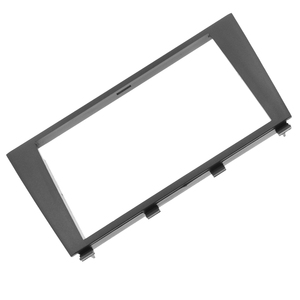 Image 4 - Double Din Car Radio Fascia for 1995 2006 Lexus IS200 IS300 Toyota Altezza 173X98mm Auto Stereo Plate Frame In Dash Mount kit