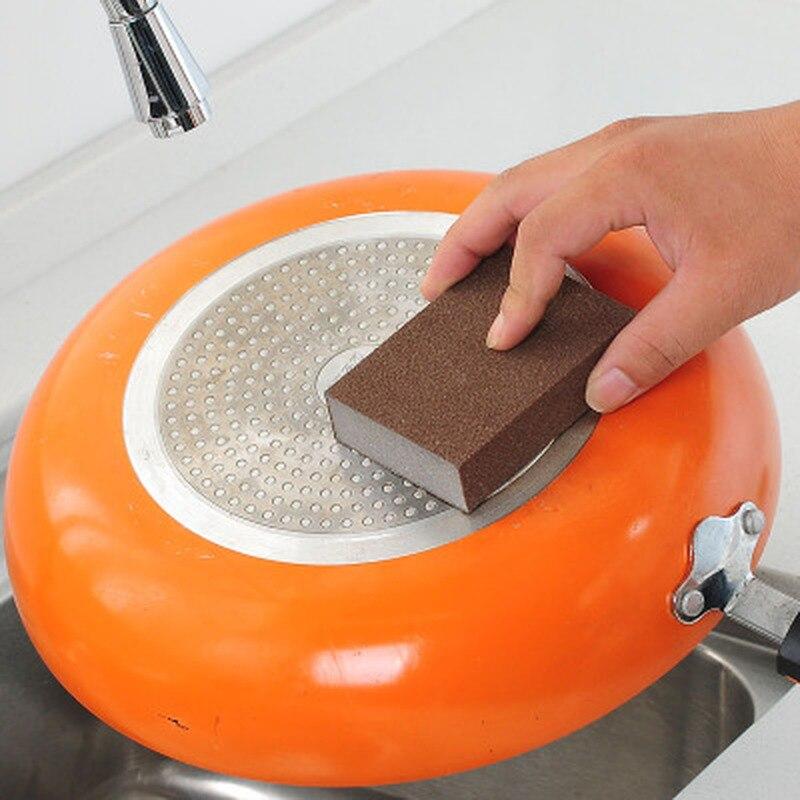 1 قطعة/3 قطعة نانو الصنفرة تنظيف فرش نظافة ل مكتب الحمام اكسسوارات المطبخ ماجيك الإسفنج منظف لالأطباق الأنظف