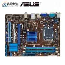 Asus P5G41T M LX3 プラスデスクトップマザーボード G41 ソケット LGA 775 コア 2 デュオ DDR3 8 グラム SATA2 USB2.0 VGA uATX 使用メインボード