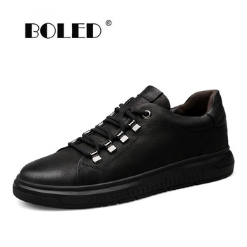Fashion men shoes handmade made casual shoes sneakers genuine leather shoes men lace up flats mocasines hombre Dropshipping red leather men casual shoes lace up high tops flats fashion patchwork men s sneakers round toe plus size customized board shoes