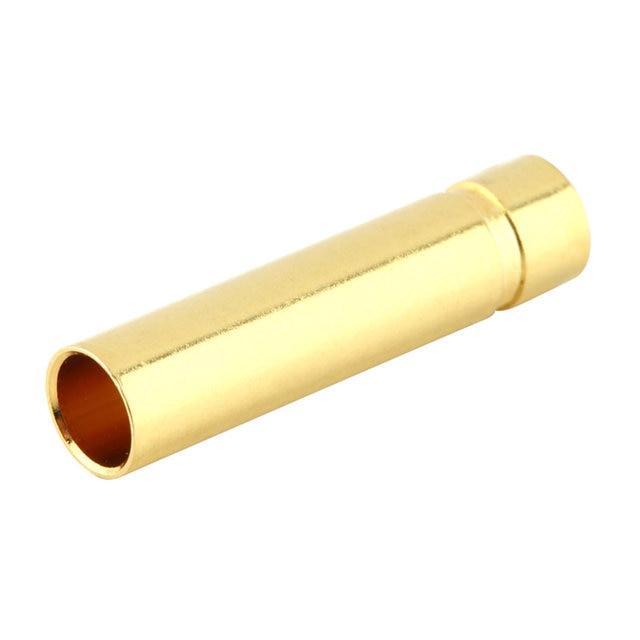 10 pcs 4.0mm Male&Femalel Banana gold Plug connectors For Battery ESC Motor 3