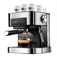 20 BAR Espresso Coffee Maker Machine for Ice Mocaccino Americano Cappuccino with Steam Milk Foamer Frother 1.5L Water Tank