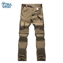 Брюки trvlwego мужские быстросохнущие эластичные штаны Для Путешествий