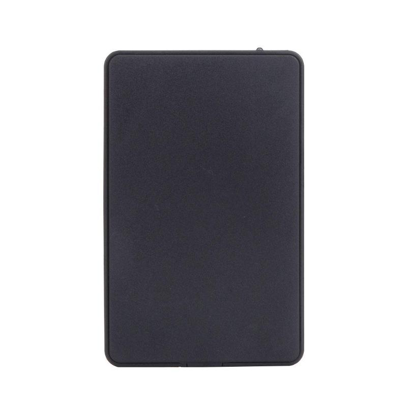 High Quality Slim Portable 2.5 HDD Enclosure USB 2.0 External Hard Disk Cas