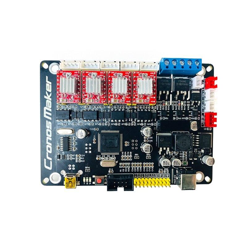 DIY GRBL 4 achse motherboard v4.0 für desktop CNC router zeichnung laser gravur maschine plotter mit USB linie