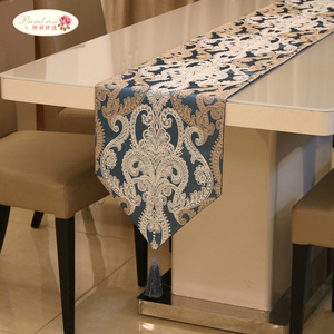 Image 1 - Proud Rose American Embroidery Table Flag Table Runner Table Cloth European Tablecloth Bed Napkin Fashion Home Decor Table Flags