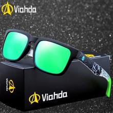 Viahda 2019 New Polarized Sunglasses Men/Women High Quality Polaroid Lens Brand Design Sun Glasses Female