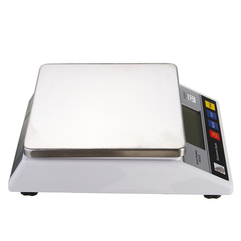 7500g x 0.1g Mini Balance de bijoux numérique Balance électronique Balance de cuisine alimentaire poches Balance de poids - 5