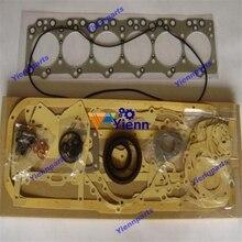 Für ISUZU 6BD1 Volle Dichtung Kit Kopf Dichtung 5 12111 068 2 5 12111 753 0 1 12111 777 0 für SBR FBR YBR Lkw Motor Reparatur Teile