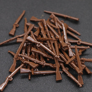 Image 3 - 98K Military ww2 Weapons Building Blocks Guns Army Soldiers German Figures Accessories Toys MOC Parts Compatible Military Bricks