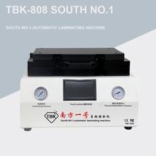 Machine à plastifier et démouler sous vide, écran incurvé, pour la réparation de lécran LCD, TBK 808 de 12 pouces