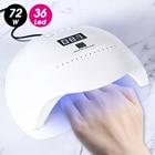 72W UV Lamp For Nail...