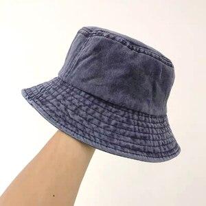 Новинка 2019, шляпа-ведро в рыбацком стиле, унисекс, модные шапки Bob в стиле хип-хоп Gorros, мужская и женская панама, теплая ветрозащитная шляпа-ведро для улицы