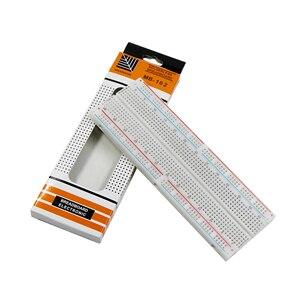Image 5 - Breadboard 830 Point Solderless PCB Bread Board MB 102 MB102 Test Develop DIY