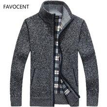 2020 outono inverno dos homens camisola casaco de lã de pele do falso casacos de lã com zíper de malha grossa casaco quente casual malhas cardigan