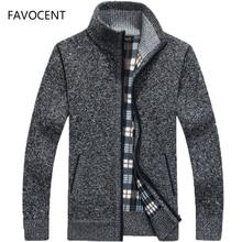 Осень зима 2020, мужской свитер, пальто, свитер из искусственного меха и шерсти, куртки, мужское вязаное плотное пальто на молнии, теплая Повседневная трикотажная одежда, кардиган