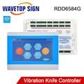 Ruida RDD6584G Vibration Messer Schneiden Steuer System mit 7 Inch Industrielle Touch Screen
