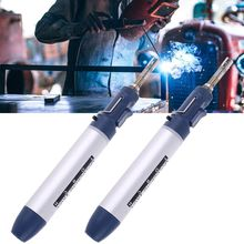 3in1 Cordless Butane Torch Gas Solder Pen Iron Gun Welding Compact Iron Tools