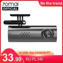 English Voice Control 70mai Smart Dash Cam 1S 1080P Superior Night Vision 70 MAI 1S Car Recorder Wifi Car DVR Video Dashboad(China)