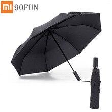 Зонт Xiaomi для мужчин и детей, мини Карманный Зонт, портативный мужской зонт, складной зонт
