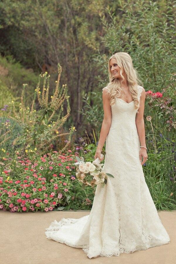 Vestido De Noiva Sereia Vintage Lace V Neck Bridal Gown 2018 Robe De Marriage Casamento Lace Mother Of The Bride Dresses