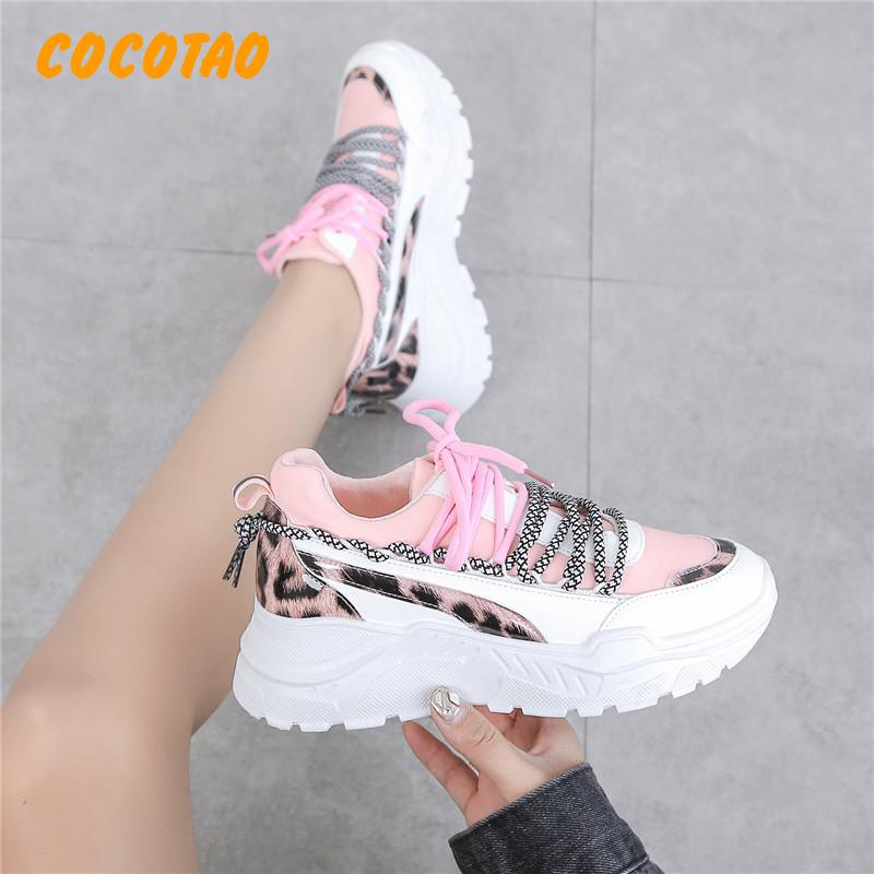 Shoes  New Summer Air Autumn Dad Sneakers Han Edition Joker Thick Bottom Heighten Students With Shoe Surface New Women Shoes