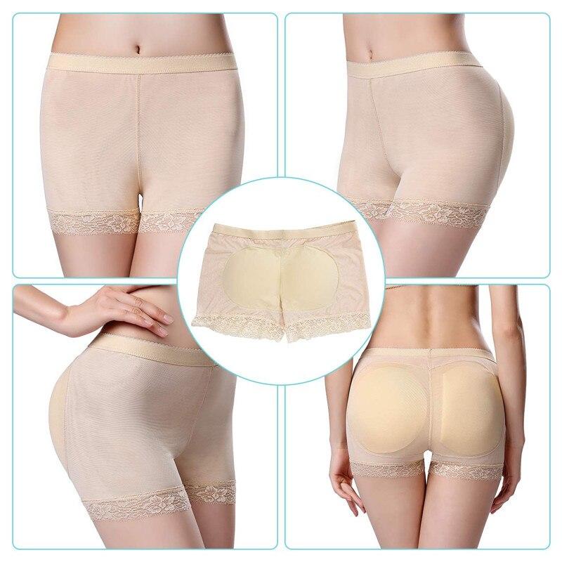 2Twinso High Waist Trainer Shapewear Body Shaper Fake Ass Butt Lifter Women Hip Enhancer Booty Lifter Slim Tummy Control Panties 5