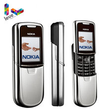 Оригинальный Nokia 8800 мобильный телефон 2G GSM трехдиапазонный разблокированный классический 8800 Восстановленный телефон русская арабская клав...