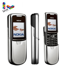Original Nokia 8800 Mobile Phone 2G GSM Tri-band Unlocked Cl