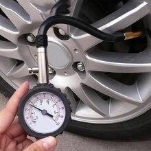 Автомобильный сверхмощный манометр для шин, автомобиль Грузовик Мотоцикл, измеритель давления воздуха в шинах