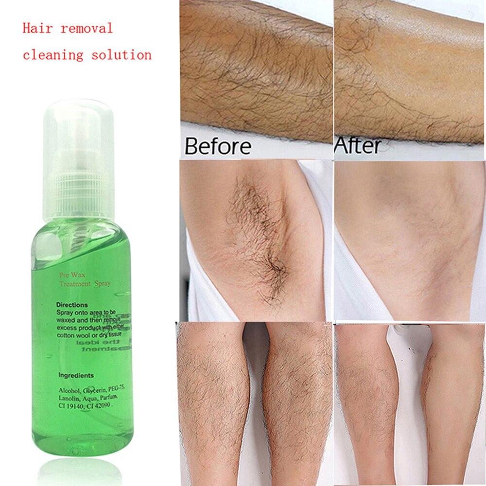 1 Pcs 60ml Hair Removal Cream Powerful Natural Permanent Hair